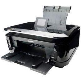 vistas impresora Cannon