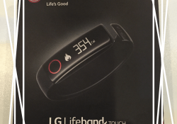 Pulsera cuantificadora LifeBand