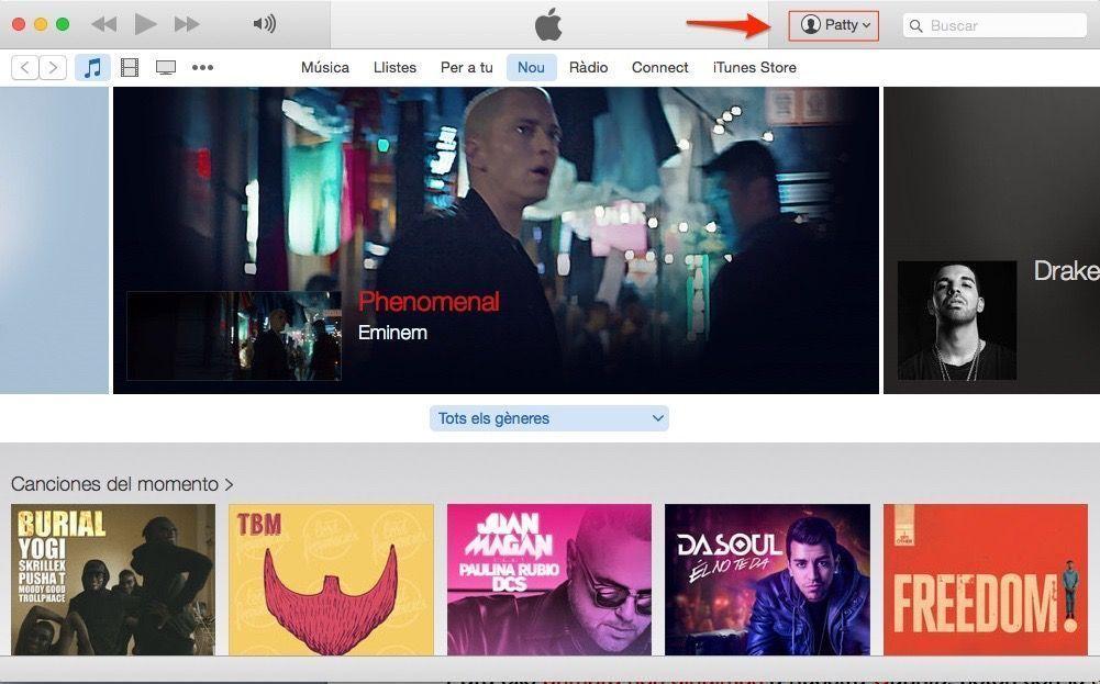 Apple Music_cuenta
