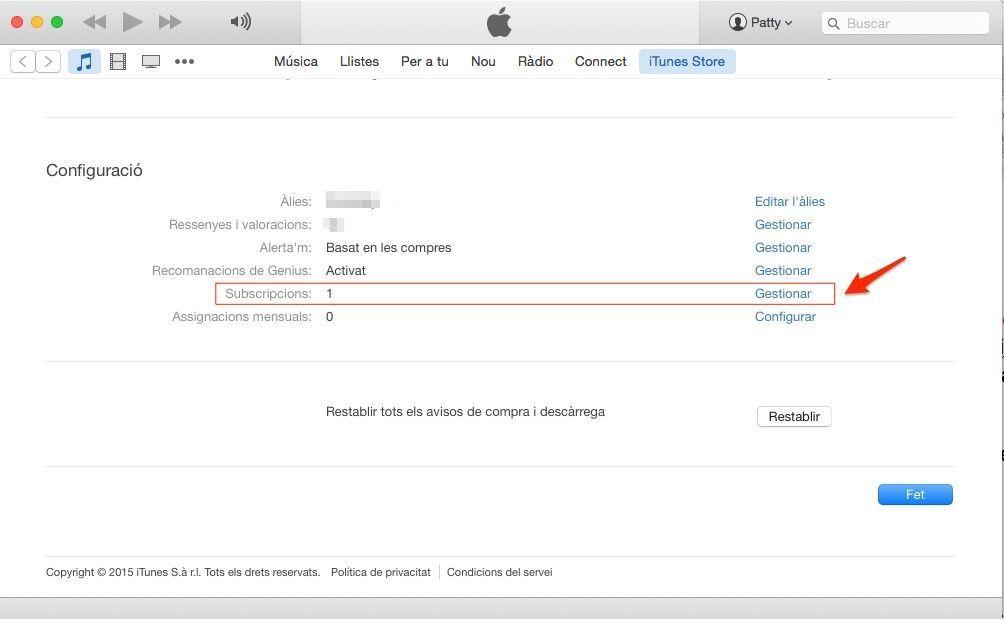 apple music_gestion de suscripciones