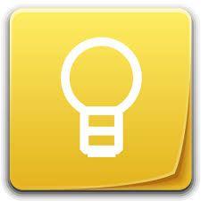 aplicación d notas_google keep
