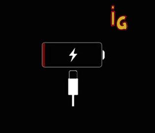 batería en iOS