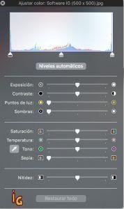 Vista previa de Mac _modificar foto 1