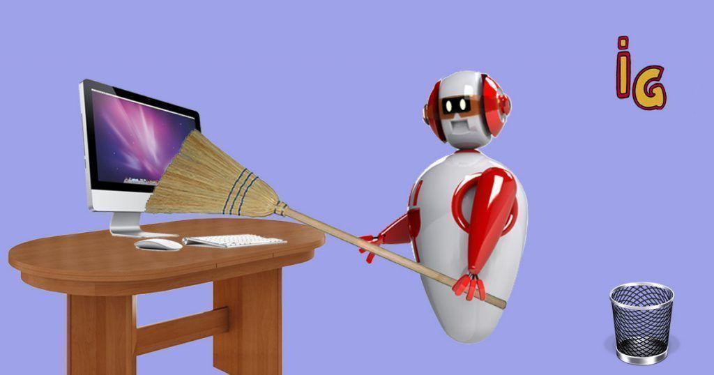 limpiar tu pantalla de ordenador y periféricos