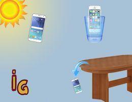 8 formas en las que dañas tu teléfono