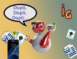 Detectar y eliminar archivos duplicados en android