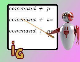Funciones rápidas para tu teclado Mac