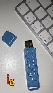 USB con cifrado