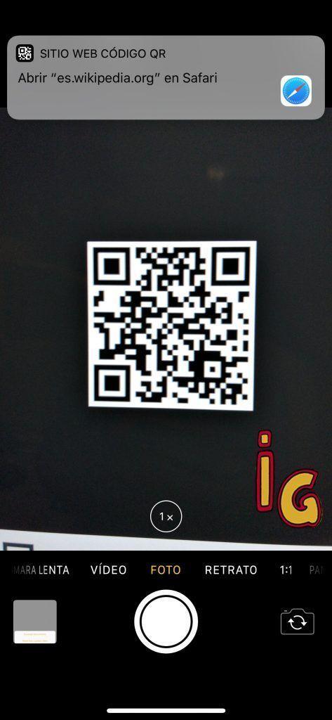 Escanear códigos QR y documentos _ QR