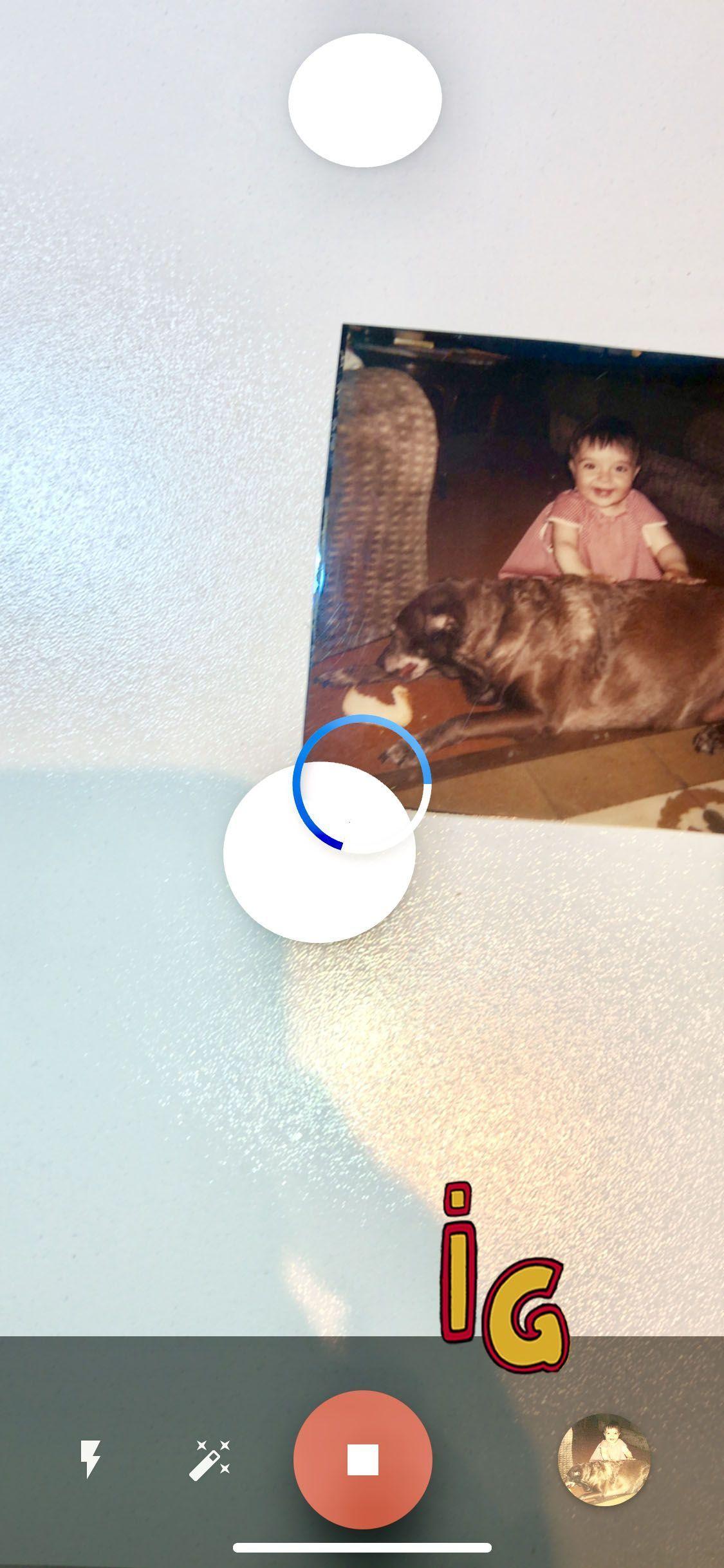 escanerar fotos antiguas con FotoScan rodear los puntos