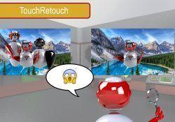 Borrar un objeto de una foto con TouchRetouc