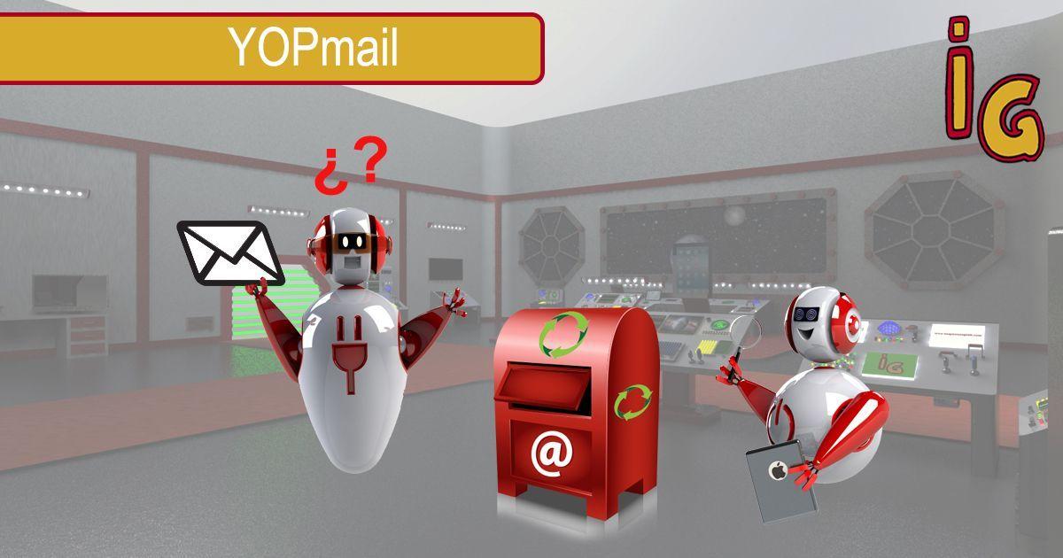 YOPmail correo temporal