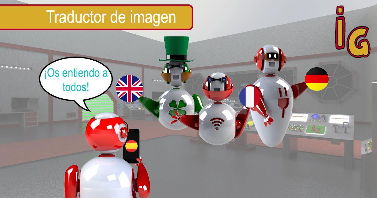 traducir un texto con la cámara