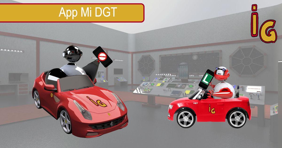Mi DGT y el carnet de conducir digital