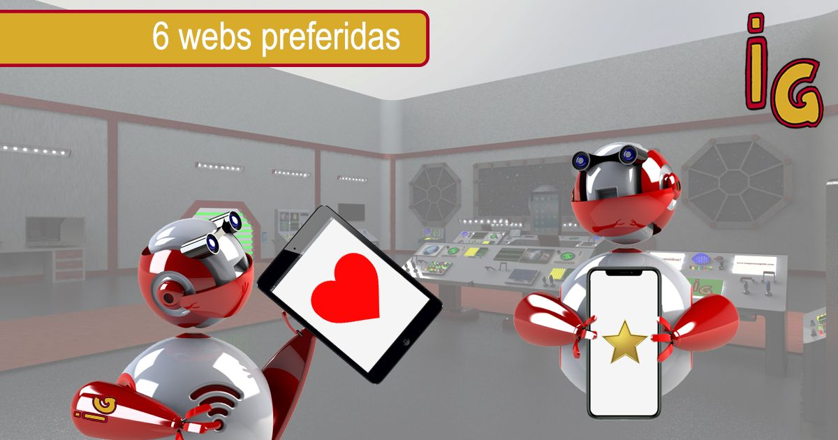 páginas web imprescindibles