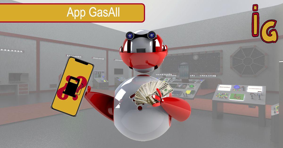 Gasolina más económica con GasAll