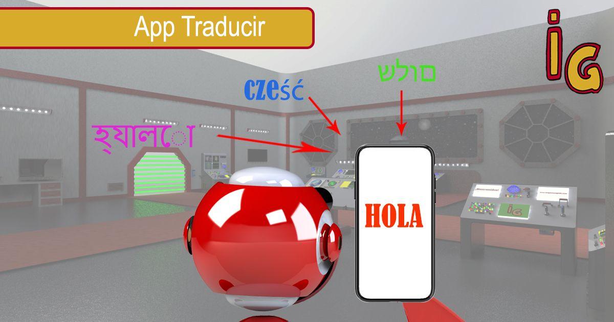 app Traducir