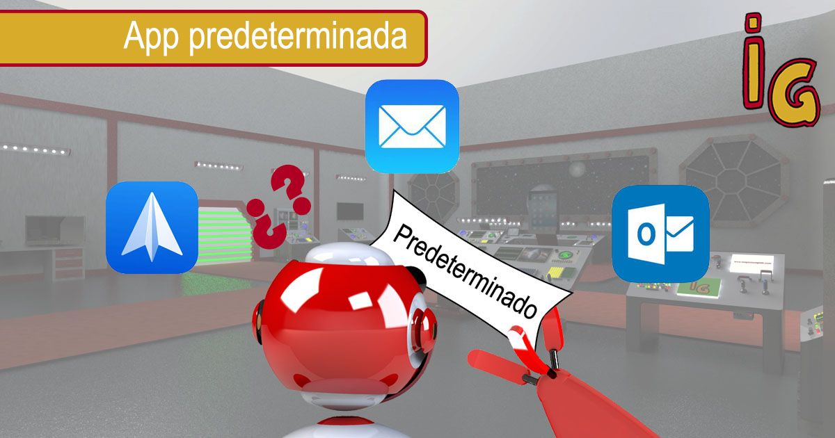 App predeterminada