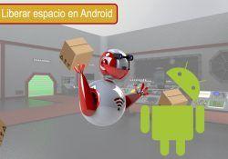 liberar espacio en tu Android