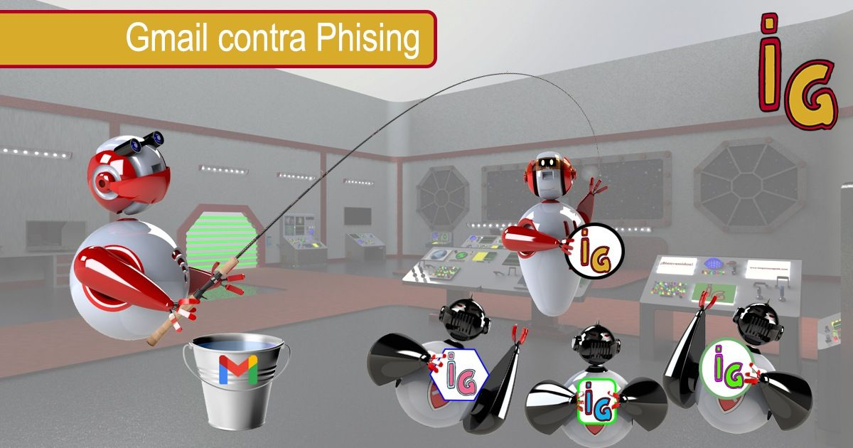 Logos autentificados Gmail