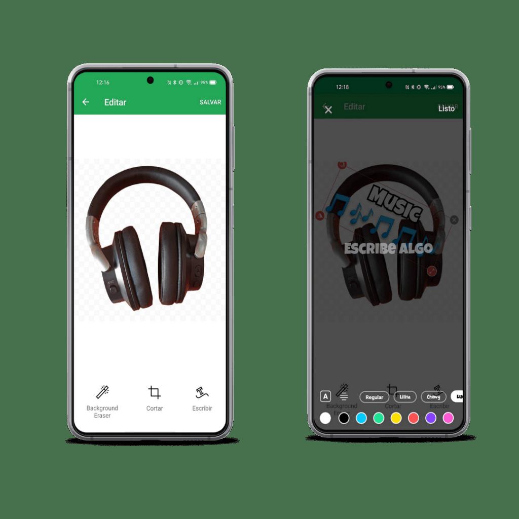 Stickers animados para WhatsApp Android 2