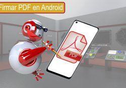 Firmar PDF en Android