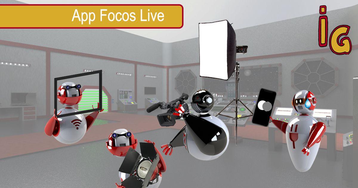 Focos Live modo retrato